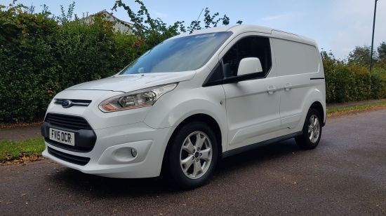 used vehicle 2015 '15' Ford Transit Connect L1 SWB 115bhp Limited