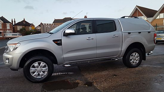 2012 '12' Ford Ranger XLT Double Cab 150 BHP