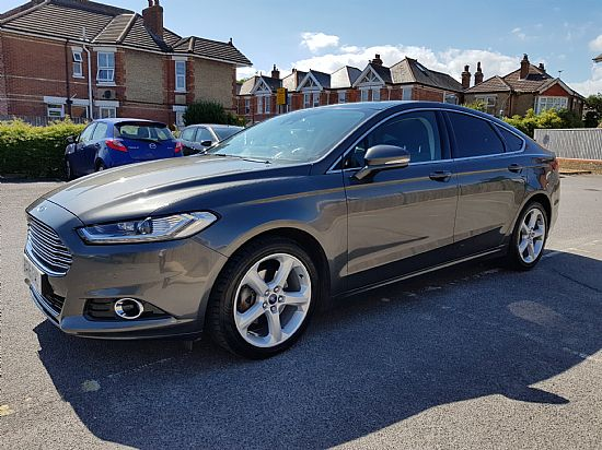 used vehicle 2016 '16' Ford Mondeo Titanium (X Pack) 2.0 TDCI 150 BHP