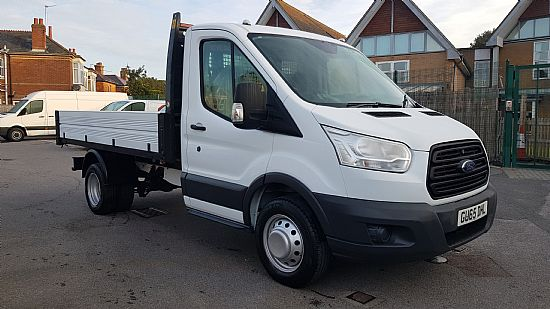 used vehicle 2015 '65' Ford Transit 350 Tipper 125 BHP