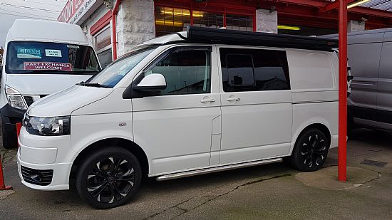 2015 '15' VW Transporter T28 SWB 2.0 TDI 140 BHP 4 Berth Camper NO VAT (SOLD)